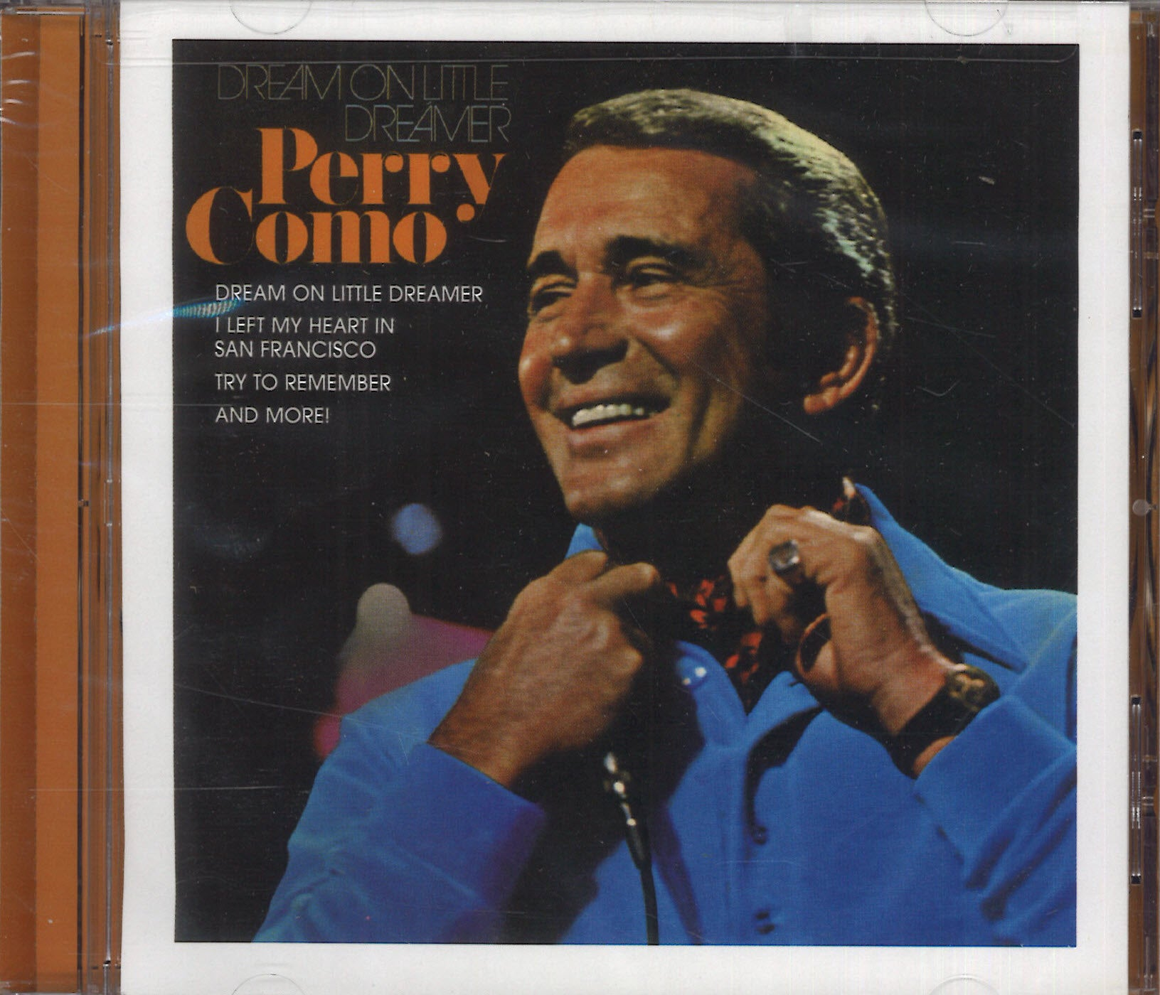 Perry Como Dream On Little Dreamer
