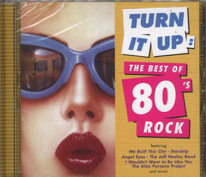 Various Artists The Best Of 80's Rock