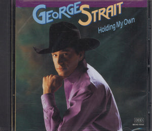 George Strait Holding My Own