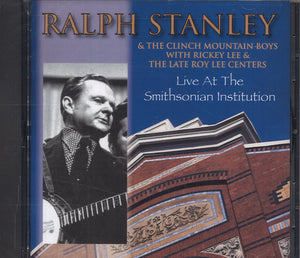 Ralph Stanley Live At The Smithsonian Institution