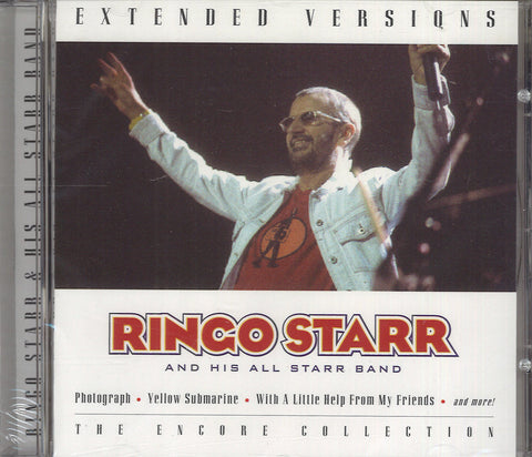 Ringo Starr Extended Versions