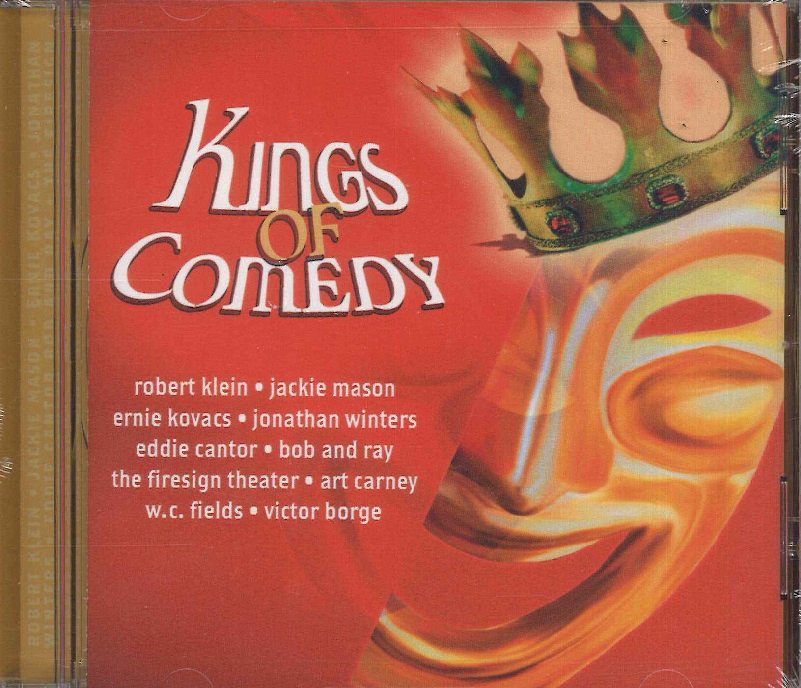 Various Artists Kings Of Comedy