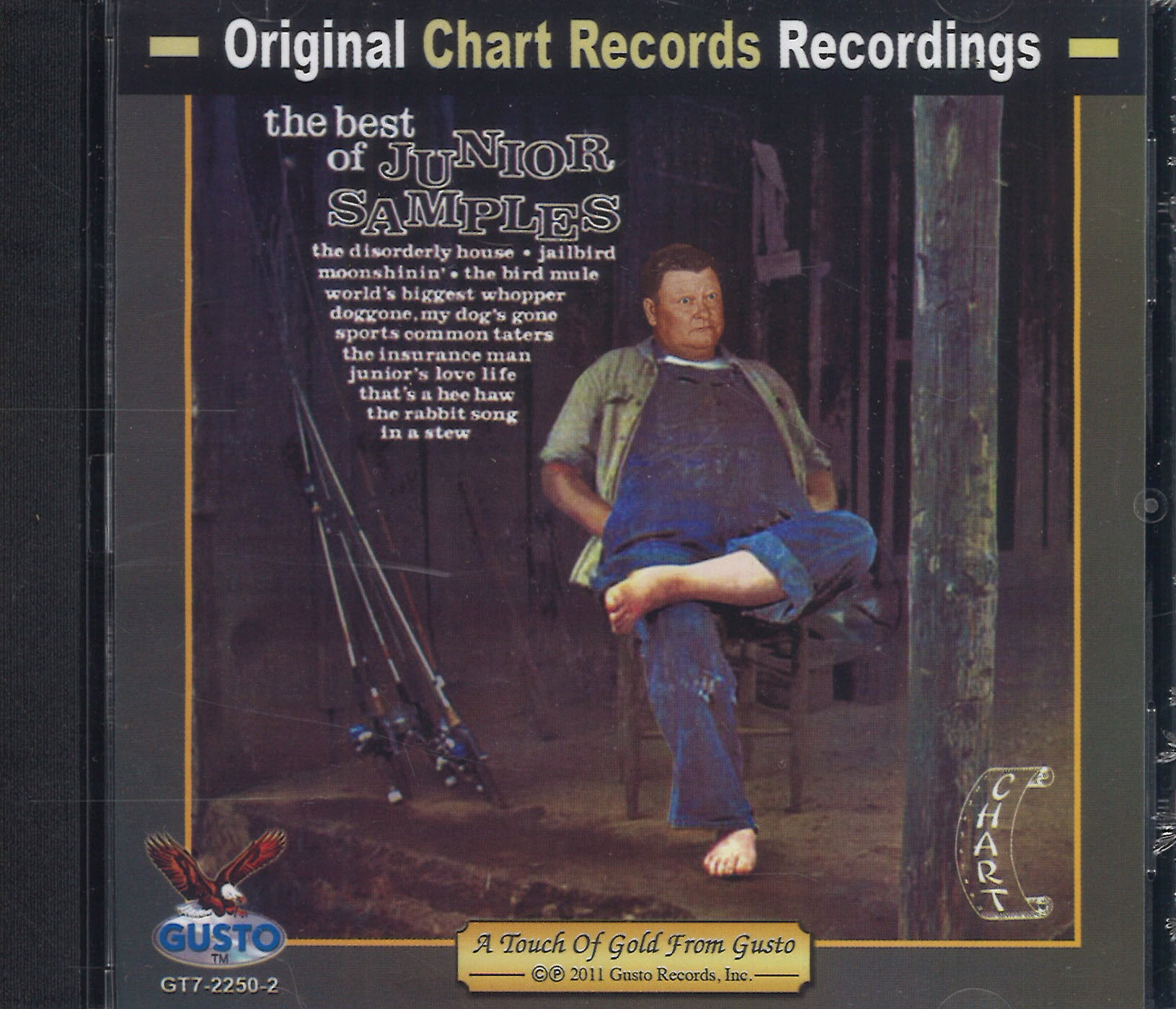 The Best Of Junior Samples