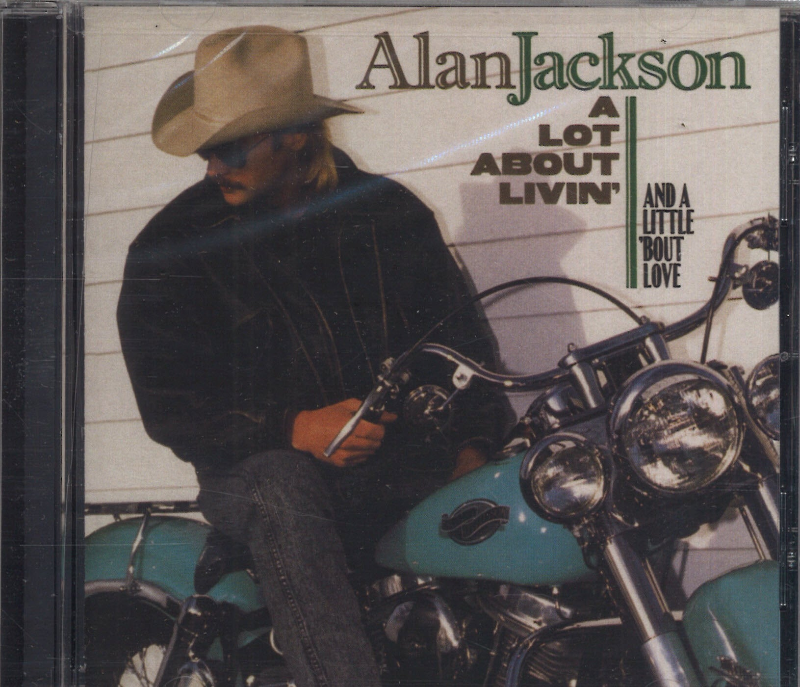 Alan Jackson A Lot About Livin' And A Little 'Bout Love