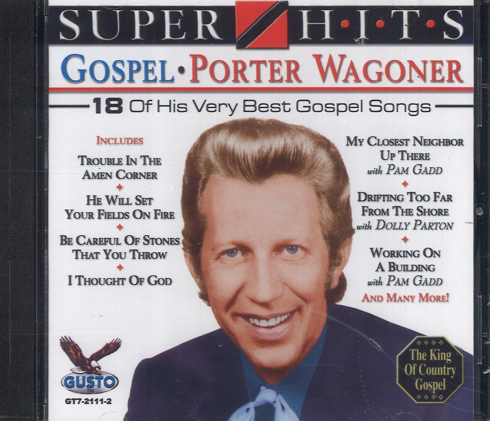 Porter Wagoner Super Hits Gospel