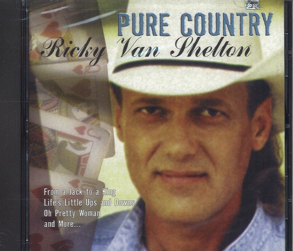 Ricky Van Shelton Pure Country