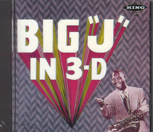 Big J In 3-D CD