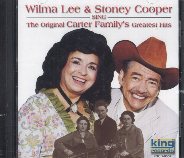 Wilma Lee & Stoney Cooper Sing The Original Carter Family's Greatest Hits