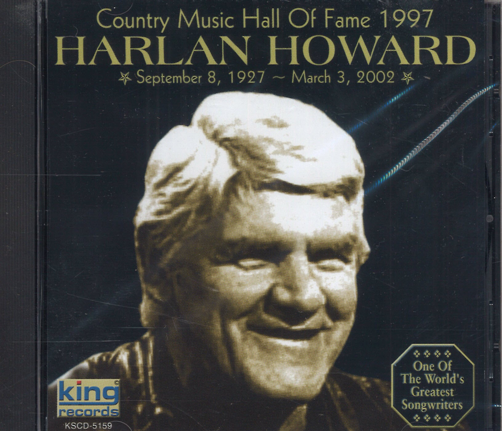 Harlan Howard Country Music Hall Of Fame 1997