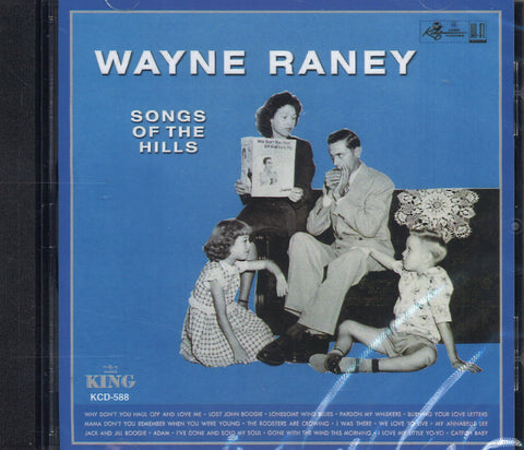 Wayne Raney Songs Of The Hills