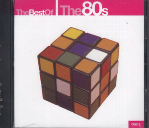 Various Artists The Best Of The 80's Disc 3