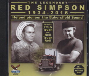 The Legendary Red Simpson