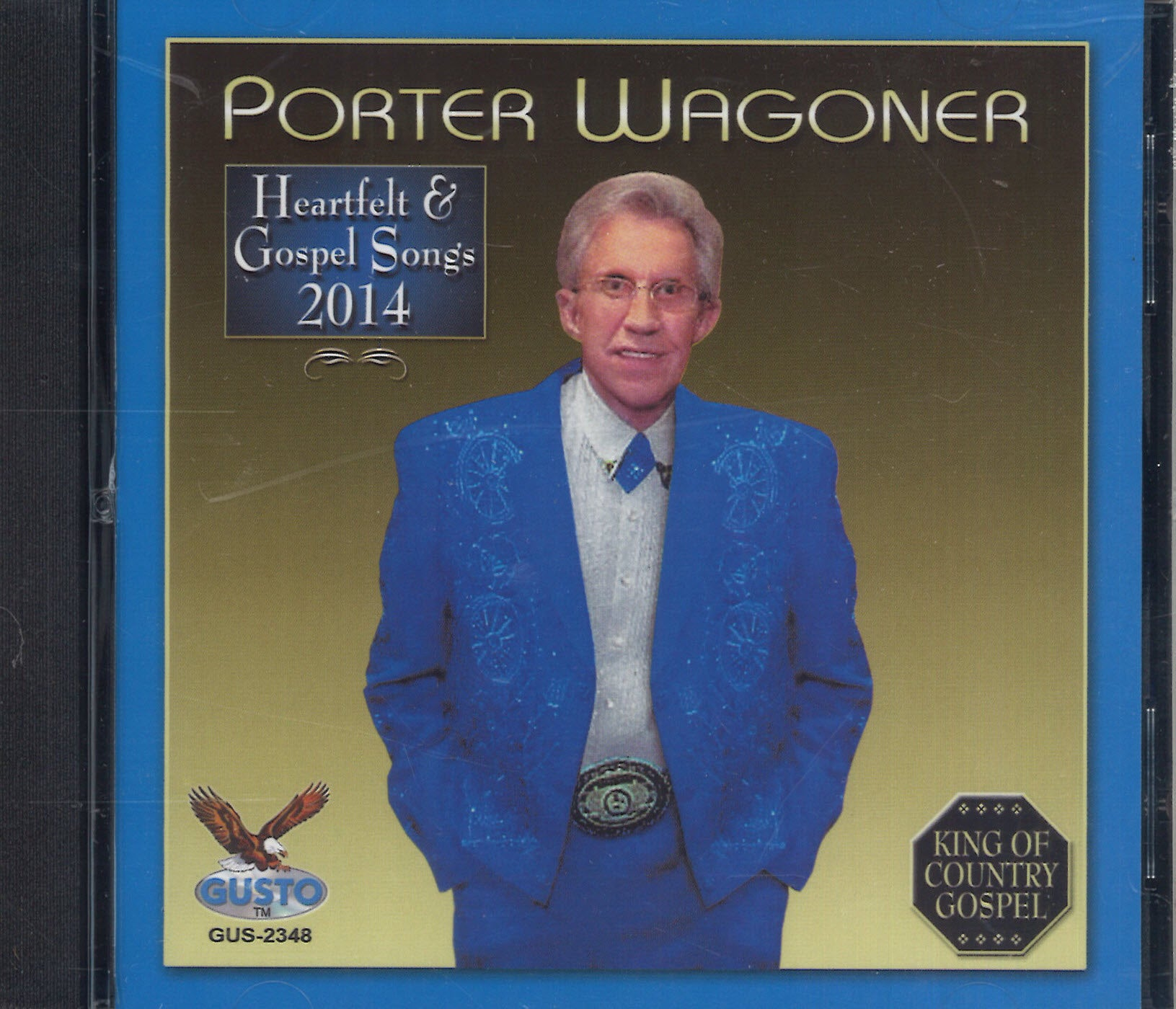 Porter Wagoner Heartfelt & Gospel Songs 2014