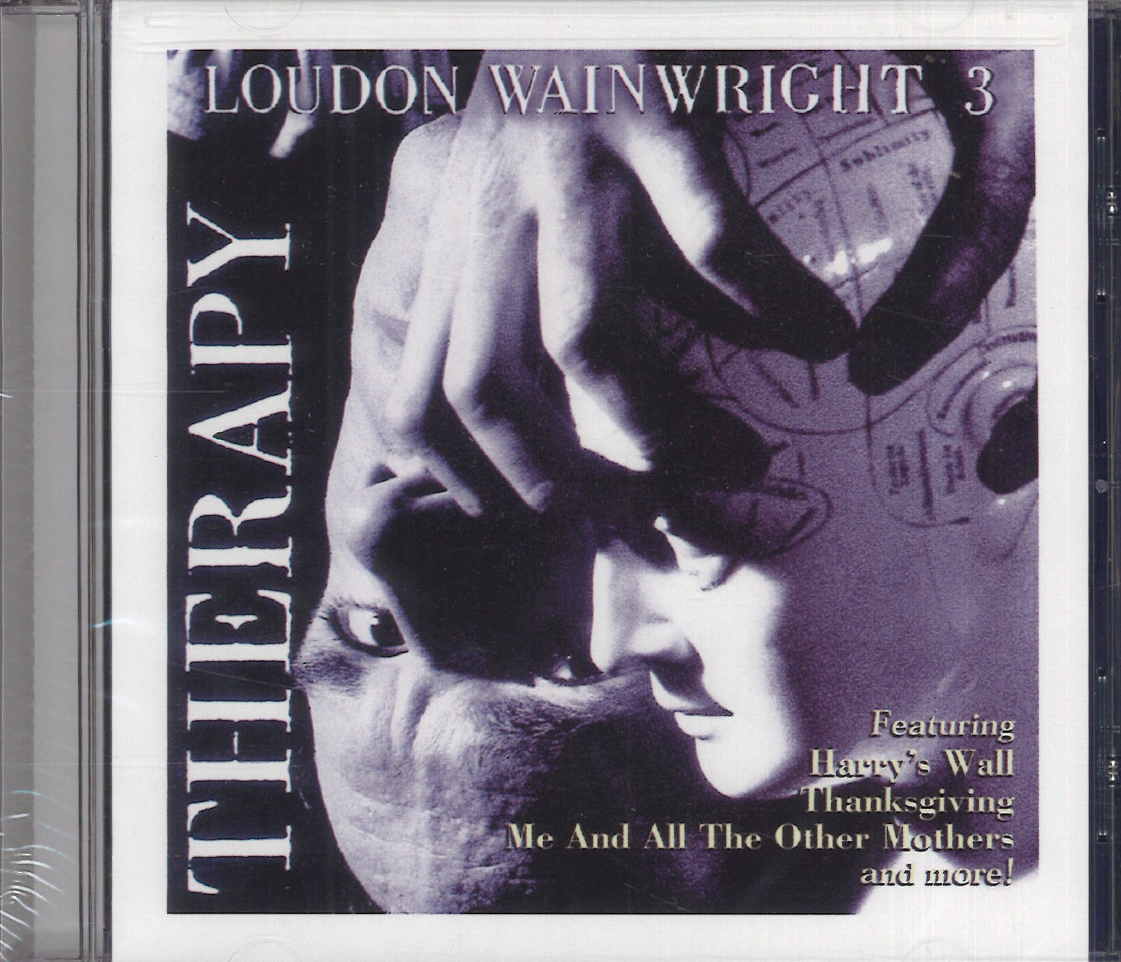 Loudon Wainwright III Therapy