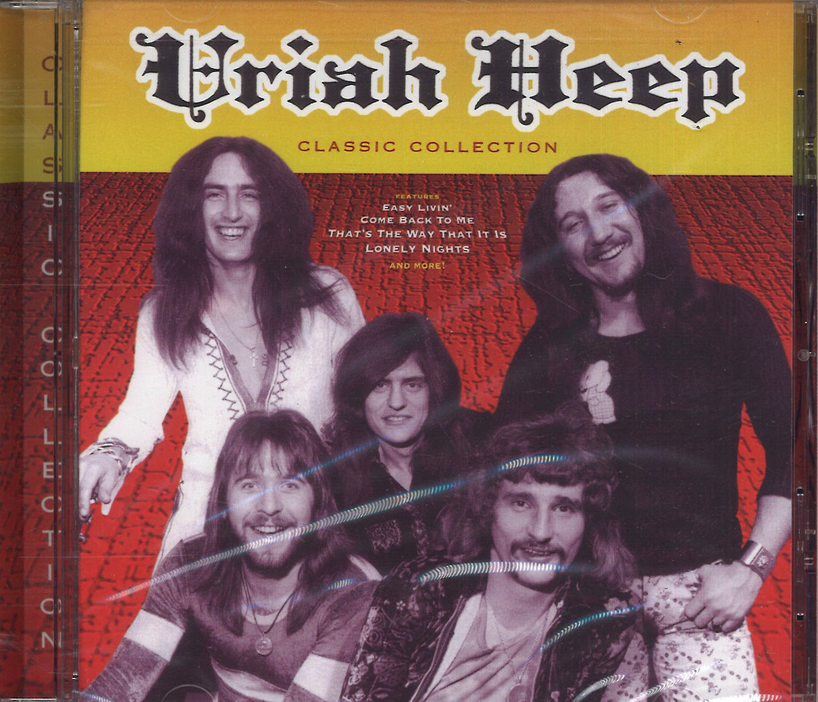 Uriah Heep Classic Collection