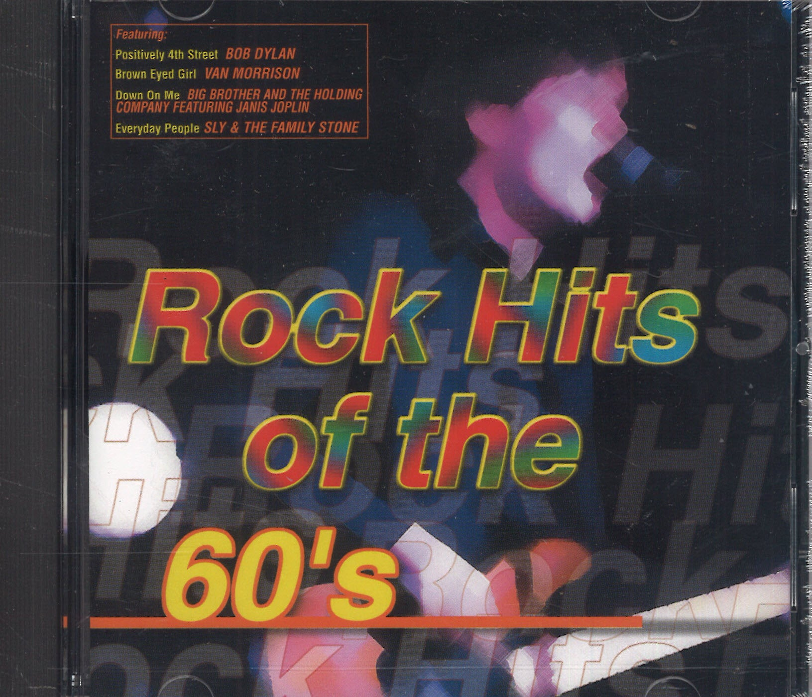Various Artists Rock Hits Of The 60's