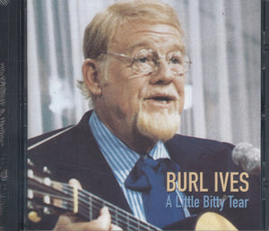 Burl Ives A Little Bitty Tear