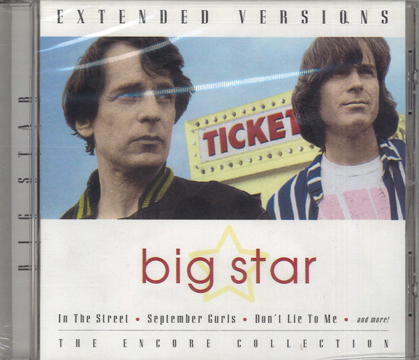 Big Star Extended Versions