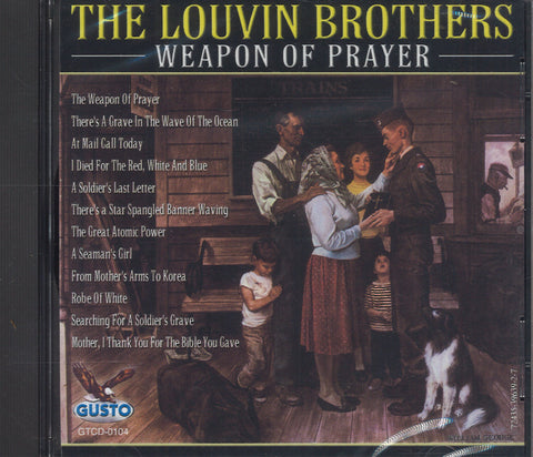 The Louvin Brothers Weapon Of Prayer