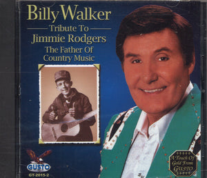 Billy Walker Tribute To Jimmie Rodgers