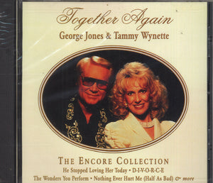 George Jones & Tammy Wynette Together Again