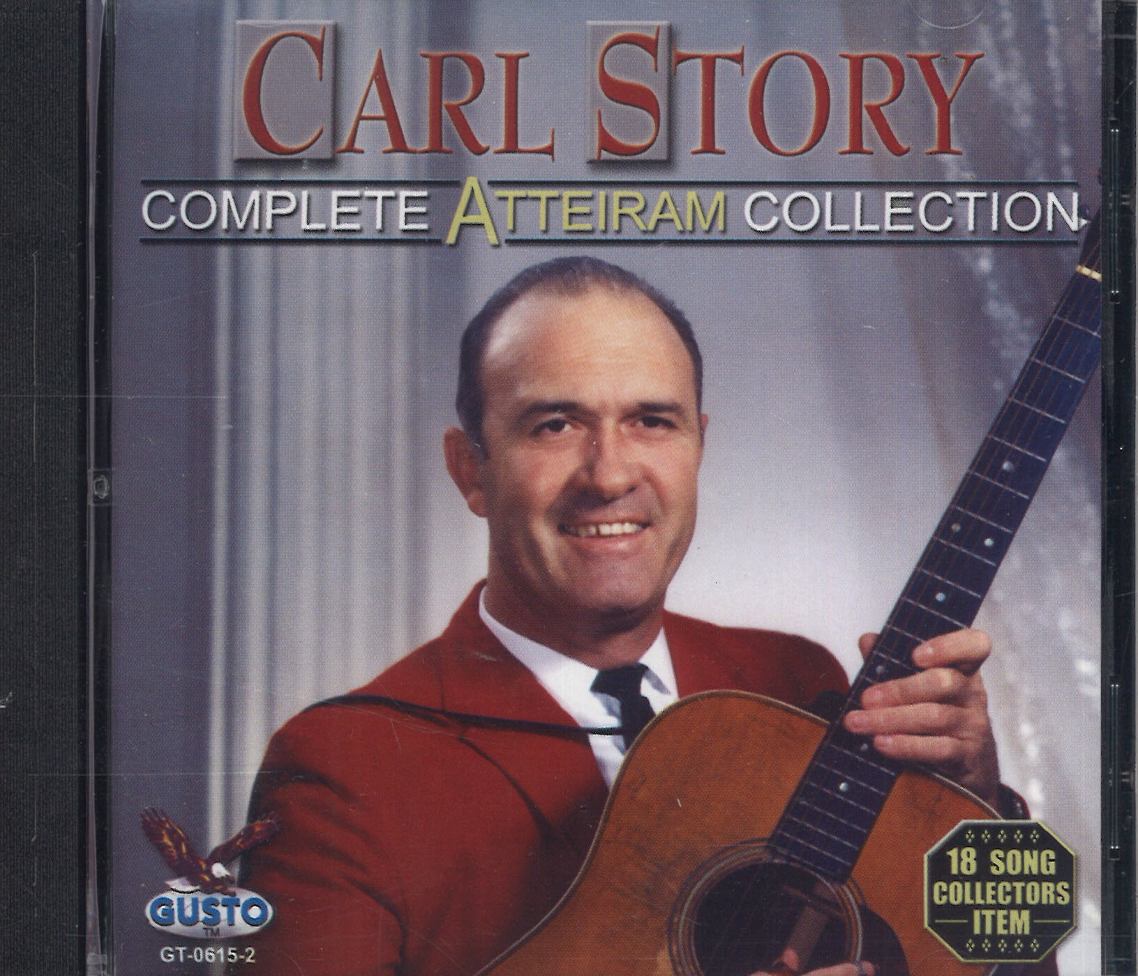 Carl Story Complete Atteiram Collection