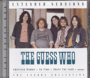 The Guess Who Extended Versions
