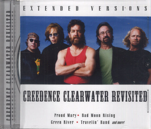 Creedence Clearwater Revisited Extended Versions