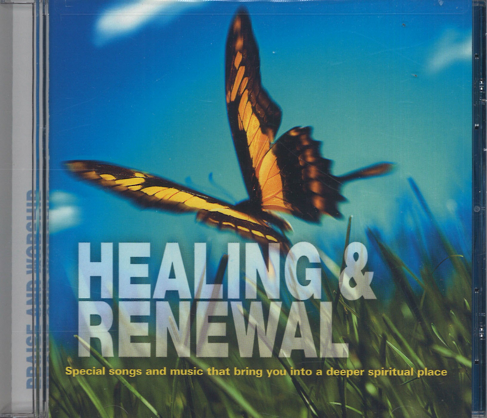 Various Artists Healing & Renewal