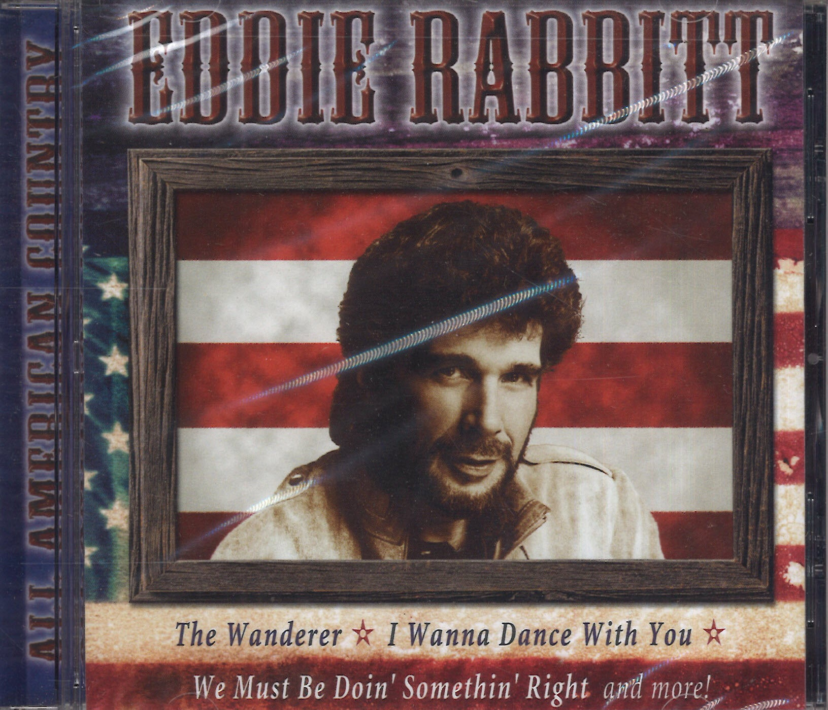 Eddie Rabbitt All American Country