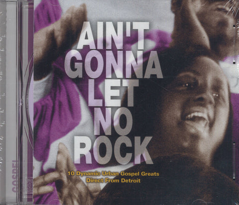 Various Artists Ain't Gonna Let No Rock