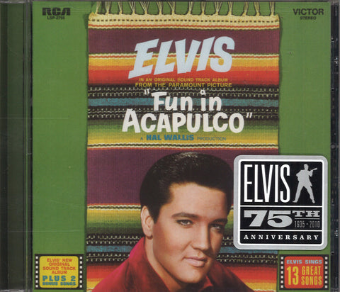 Elvis Presley Fun In Acapulco