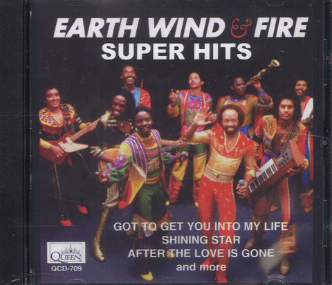 Earth Wind & Fire Super Hits