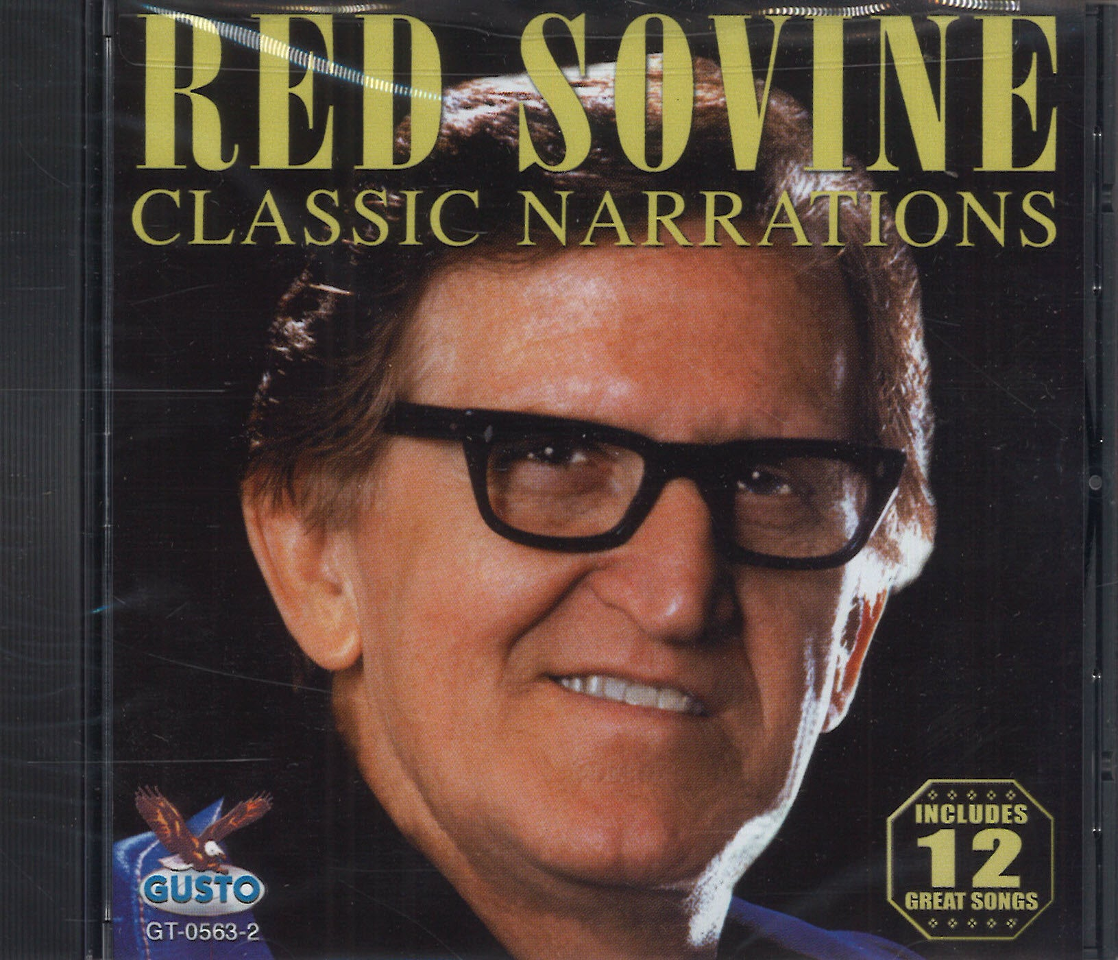 Red Sovine Classic Narrations