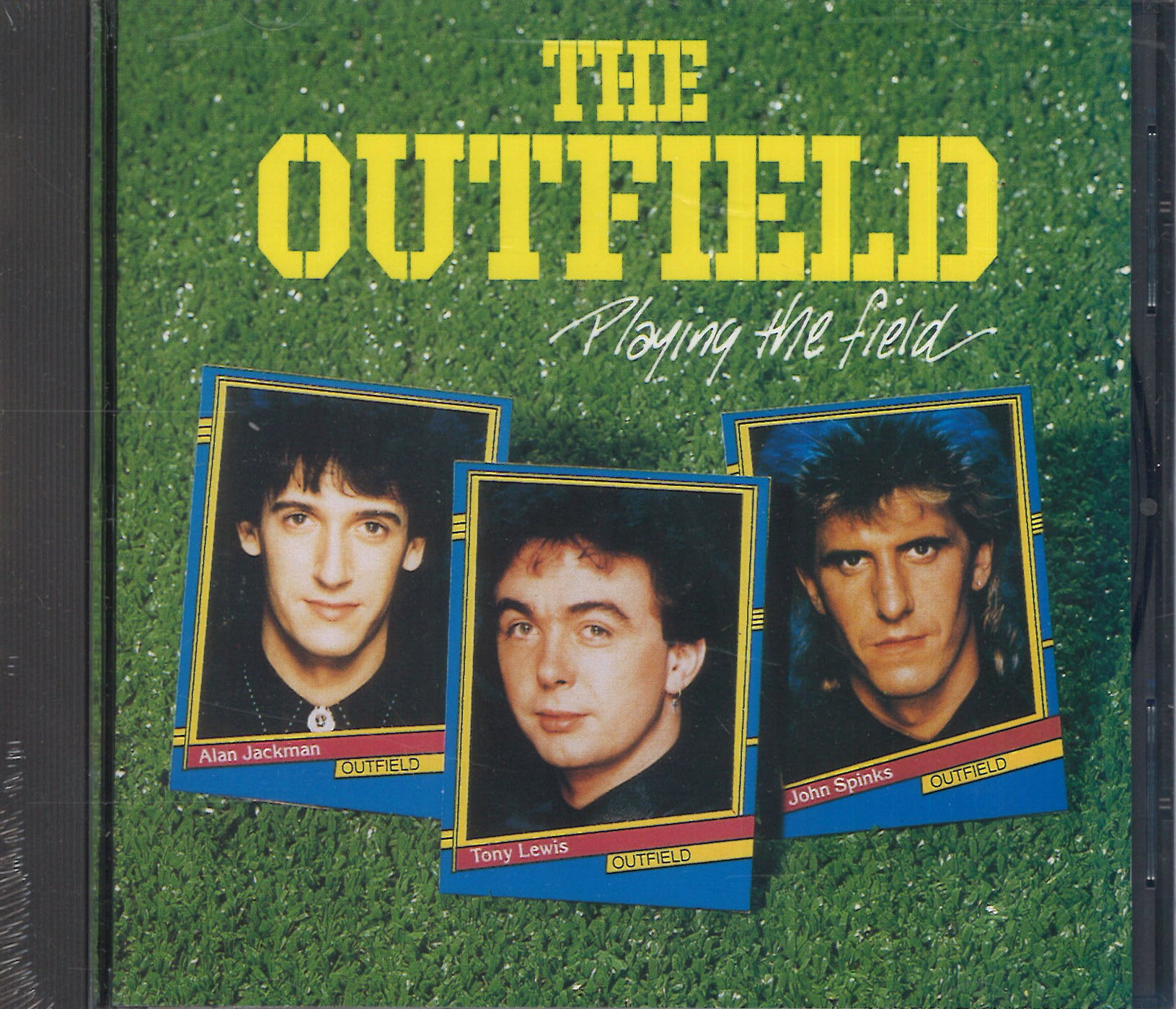 The Outfield Playing The Field