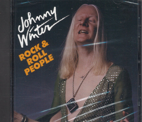 Johnny Winter Rock & Roll People