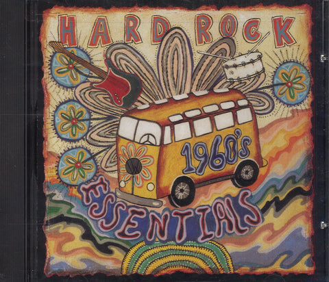 Various Artists Hard Rock Essentials: 1960's