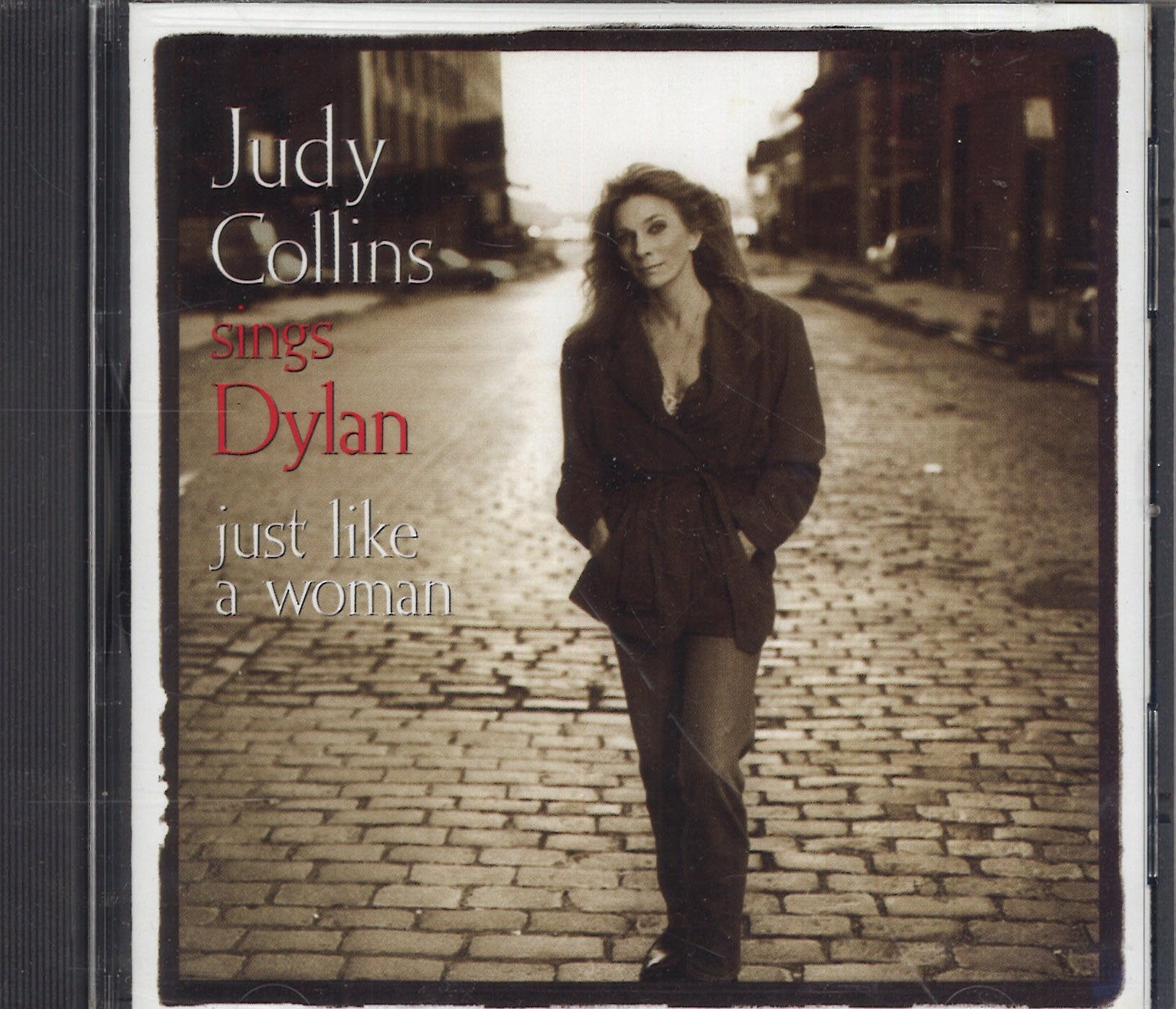 Judy Collins Sings Dylan Just Like a Woman