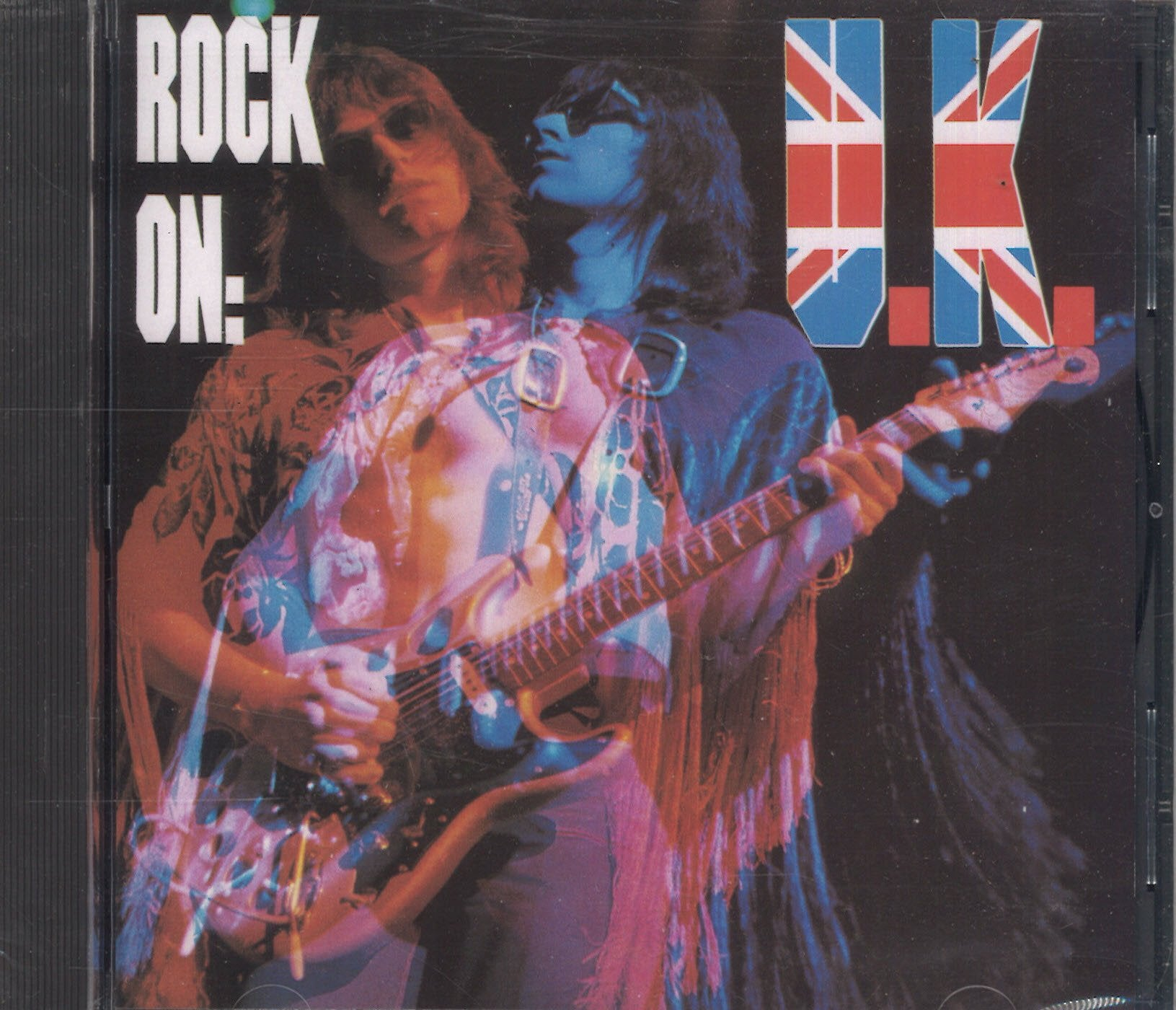 Various Artists Rock On: U.K.