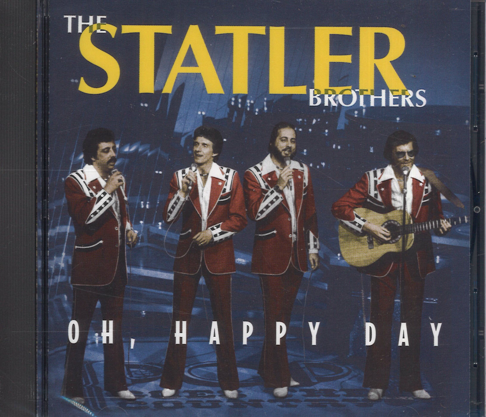 The Statler Brothers Oh, Happy Day