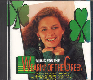 Various Artists Music For The Wearin' Of The Green