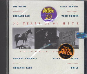 Various Artists 30 Years Of #1 Hits