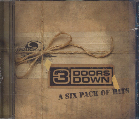 3 Doors Down A Six Pack Of Hits