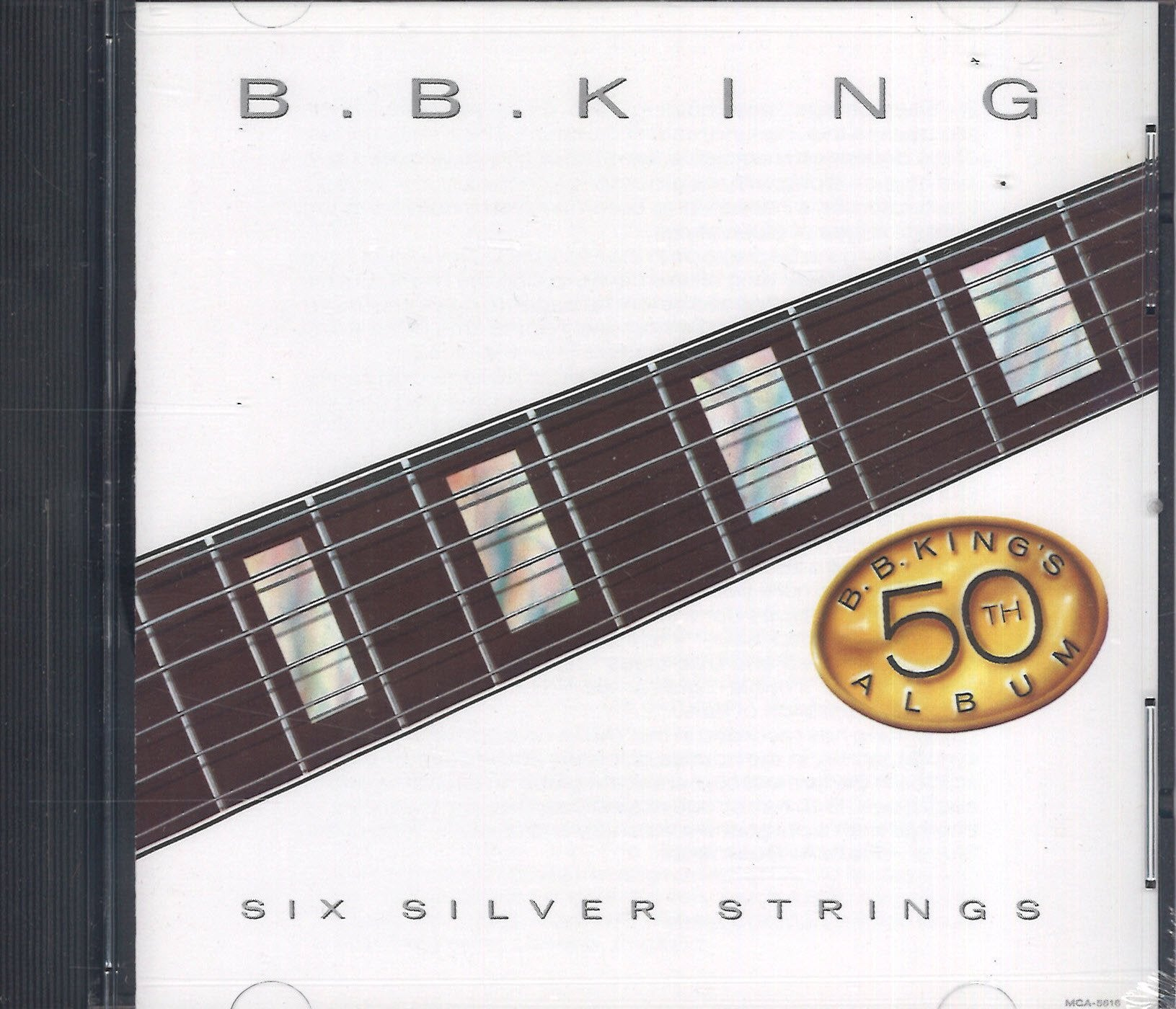 B.B. King Six Silver Strings