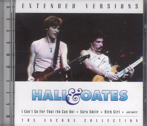 Hall & Oats Extended Versions