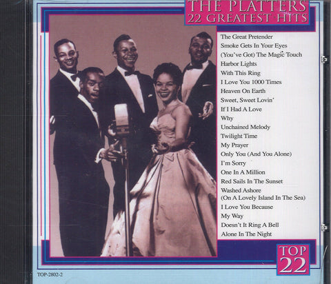 The Platters 22 Greatest Hits