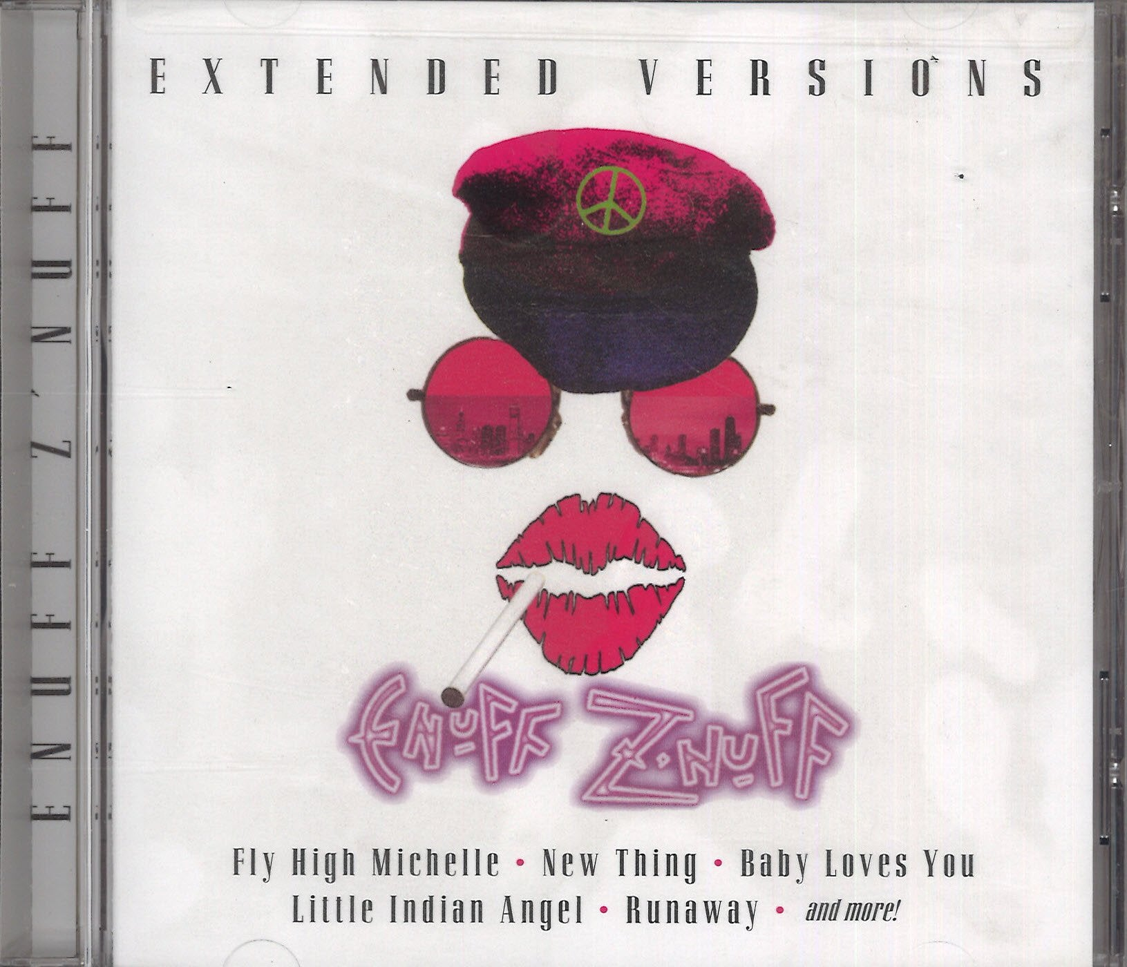 Enuff Z'nuff Extended Versions
