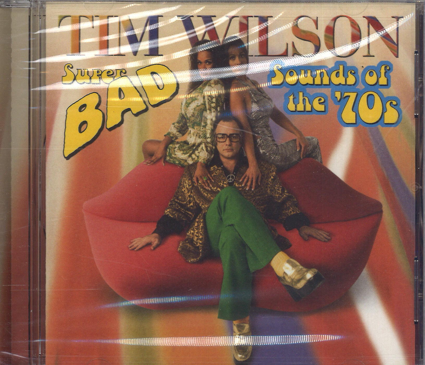 Tim Wilson Super Bad Sounds Of The '70s