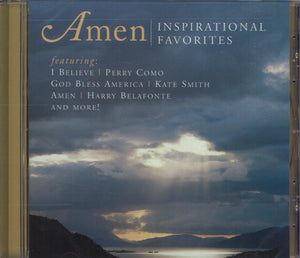Various Artists Amen - Inspirational Favorites