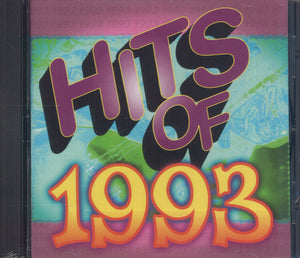 Various Artists Hits Of 1993